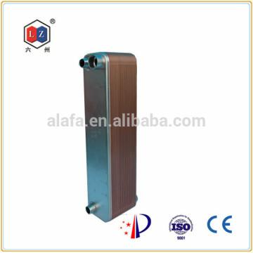 Jiangyin 6z hartgelötet Platte Wärmetauscher 1000kw