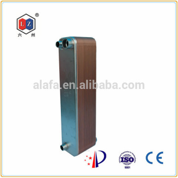 air condition heat exchanger manufacturer ,refrigerant water heat exchanger price