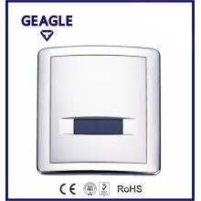 Hygienic water-saving electronic Flusher urine sensor automatic inductive toilet flush valve ZY-1022