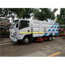Чистка Исузу 1500 дороге галлон грузовиков