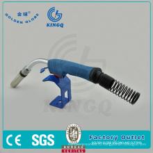Kingq Binzel 24kd Воздухоохлаждаемый сварочный фонарь MIG для дуговой сварки