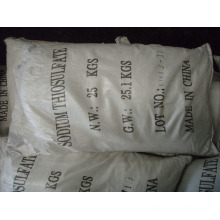 Pass SGS Zertifikat Natrium Thiosulfat 99%