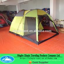 4 человека новый стиль палатка