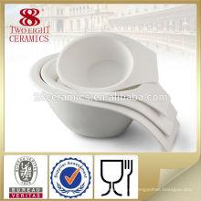 Фиеста посуда обалденная белая керамика Китай большой вазу с фруктами