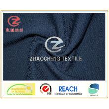Поли Diamond Стиль Два пути растянуть ткань одежды (ZCGF094)
