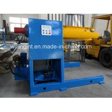 Desbobinador hidráulico para chapa de acero de color