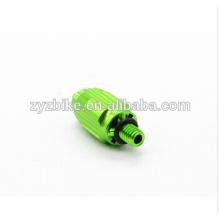 Alumínio CNC Shift cabo ajustador M5 * 18 mm para MTB Shift Cables