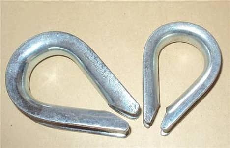 Carbon Wire Rope Thimble