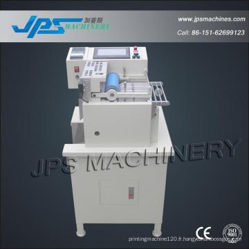 Jps-160A Ruban polyester, ruban élastique, coupeur de ruban PP
