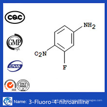 CAS 2369-13-3 Productos Farmacéuticos Más Vendidos 3-Fluoro-4-Nitroaniline