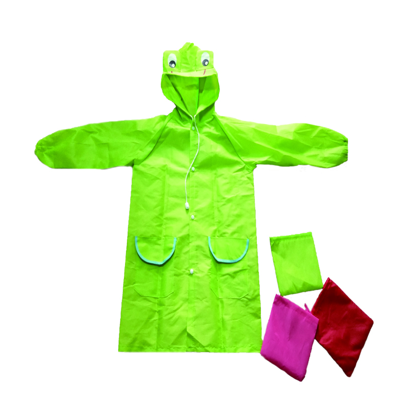 polyester raincoat1