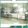 Esterilizador de alimentos blanqueados y esterilizados