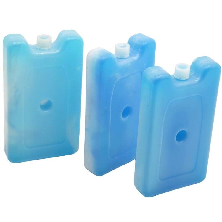 plastic ice brick