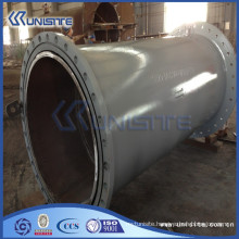 high pressure customized welded double wall steel pipe for dredger (USC6-001)