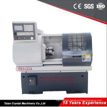 2018 Hot Sale CK6432A Muti-purpose Automatic Horizontal CNC Turning Lathe Machine Tool Mini
