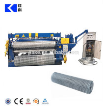 China Fully Automatic Welded Wire Mesh Machine In Roll