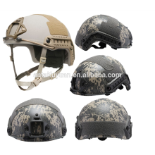 NIJ 3A OPS Core FAST military Aramid Kevlar Bulletproof Helmet/ bullet proof helmet/ Multicam ballistic FAST helmet