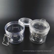 Frasco de vidro do frasco de Kilner do animal de estimação 150ml / 200ml / 350ml / 500ml (NJ20)