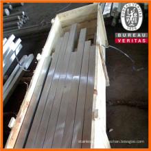 316 carré des barres en acier solide avec de bonne qualité