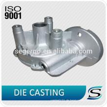 Kundenspezifische Niederdruck-Aluminium-Druckguss-Teile
