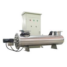 Industrielle Abfluss geschlossene Behälter-UVabwasser-Desinfektions-Systeme