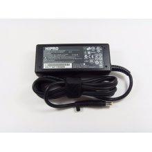 Laptop AC / DC Netzteil Original Hipro Hi-Grade HP-Ok065b13 Ladegerät Adapter 65W 18.5V 3.5A