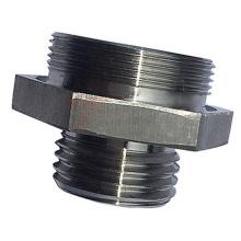 Fabrication rapide en aluminium de prototype de tôle sur mesure