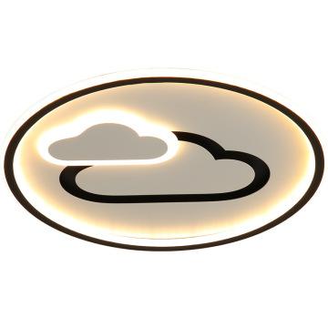 Luz de teto led redonda