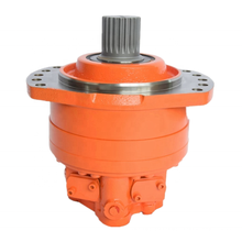 Poclain MS Series MS02 MS05 MS08 MS11 MS18 MS25 MSE11 Hydraulic Drive Wheel Radial Piston Motor MS11-2-121-F12-1120-E000