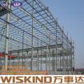 Armazém da construção de edifício da construção de aço / Worshop por Wiskind
