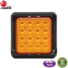 Carro ligero de Ltl02 IP67 impermeable LED trasero/Stop/Rev