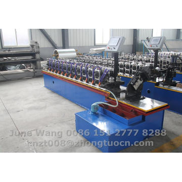 Galvanized steel strut channel making machine