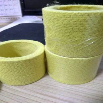 Kevlar Fiber Felt Roller untuk Run-out Table