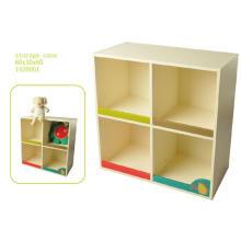 Boîte de rangement en bois pour stockage d'usine Stockage de contenants Meubles pour enfants