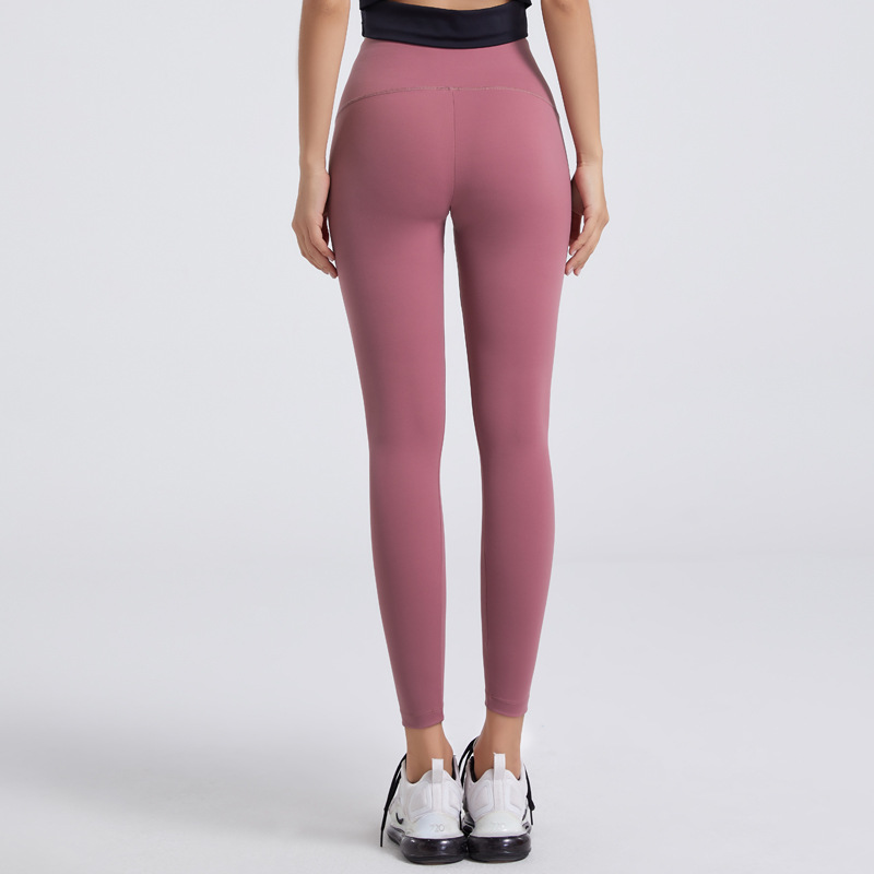 new design sport women's yoga pant (9)