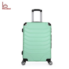 Bagagem do curso do saco da bagagem do suitcase do trole do ABS de Hotselling