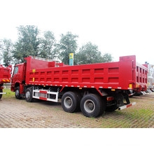 8X4 371HP 31 Tons HOWO Sinotruck Truck