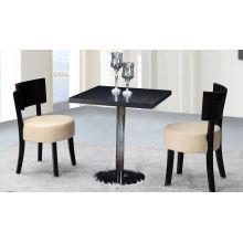24 X24 pulgadas de madera maciza Commercail Table Cafe Muebles en venta