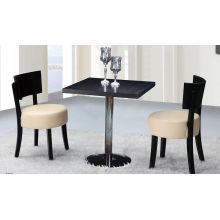 Meubles de café de Table de Commercail de 24 X24 pouces en bois solide à vendre