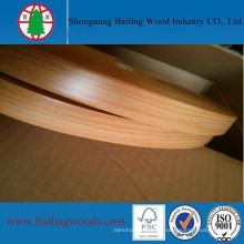 Bandas de borde de PVC de muebles de alta calidad
