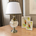 Lampe de table blanche