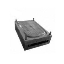 Moule de Table d'Injection plastique des produits avec une grande précision (YS100)