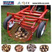Einreihiger Kartoffel-Erntemaschinen-Minikartoffel-Bagger-gehender Traktor