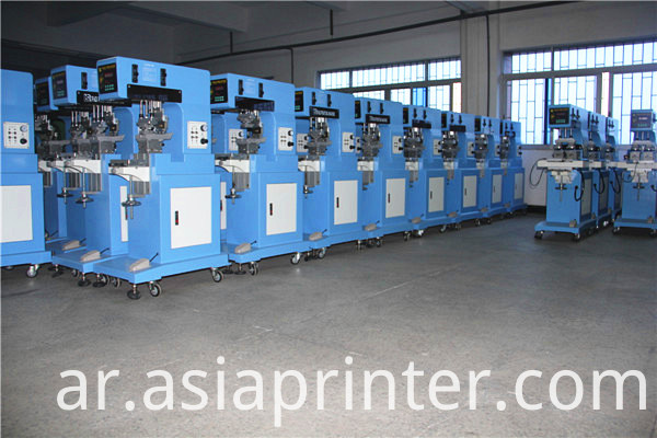 Single-Colour Pad Printing Machine logo printer