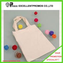 Heißer Verkauf kundengebundenes Logo bedruckte Baumwoll Einkaufstasche (EP-B9098)