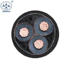 wholesale high voltage 1 core 3 core xlpe 11kv power underground cable price