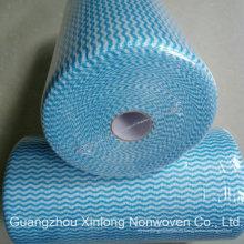 Use las toallitas muy suaves y absorba