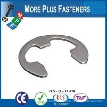 Fabriqué en acier inoxydable en acier inoxydable E Style Extention externe E Clip