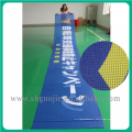 outdoor transparent reflective film advertising banner