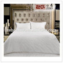 100% Cotton Plain High Quality Wholesale Hotel Comforter Bedding Sets